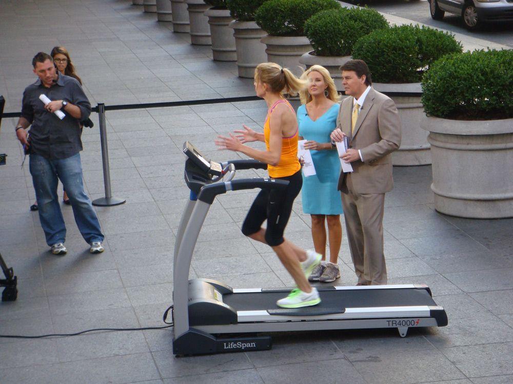 Lifespan Tr4000i Folding Treadmill On Fox News Folding Treadmill Treadmill Lifespan