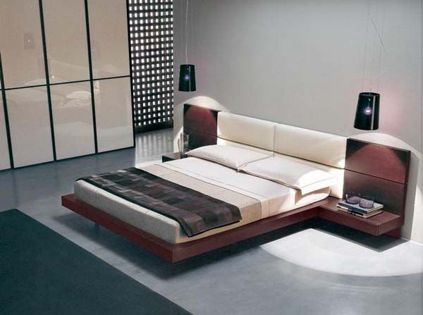 20 Pics Of Modern Designs Of Beds With Small Height Http Www