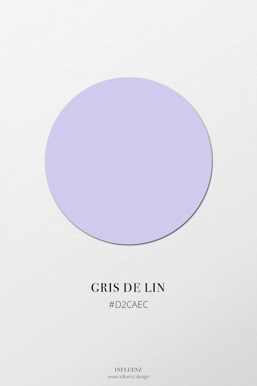 Couleur Lin Et Gris le champ chromatique «violet» | lilac color, unique colors