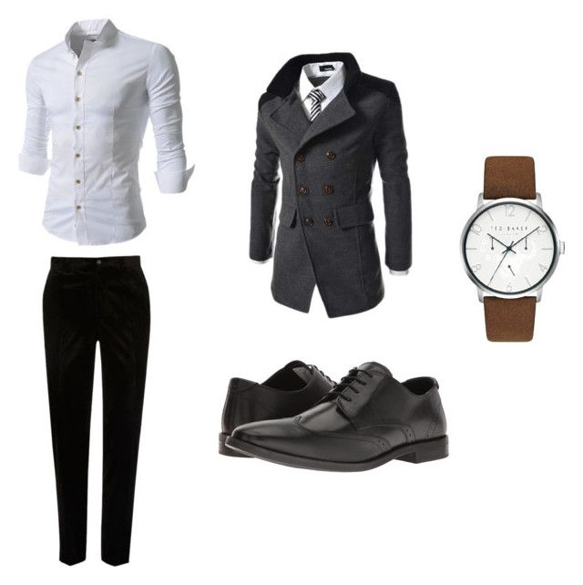 An Evening Outfit For A 30 Year Old Man Attending A Dinner Party