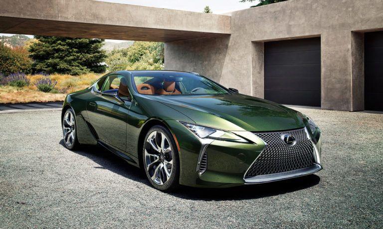 2020 Lexus Lc F Top Speed Lexus Lc Lexus Sports Car Lexus Sport