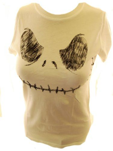 Nightmare Before Christmas Ladies T-Shirt -