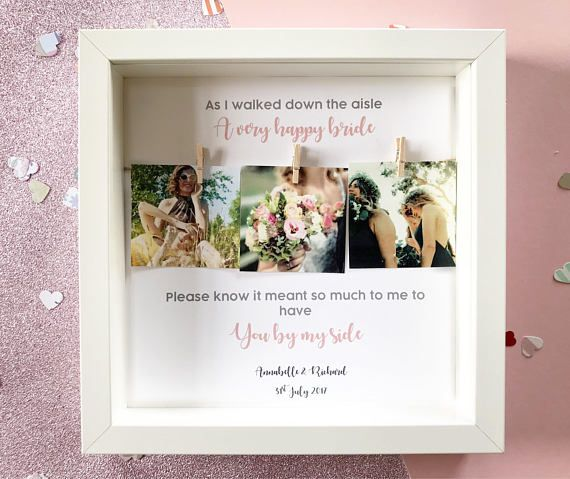 Bridesmaid Gift, Gifts for Bridesmaid, Bridesmaid Frame, Maid of ...