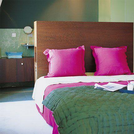 Cuisine Illusion - Pérène Bedrooms - fabriquer sa cuisine en bois