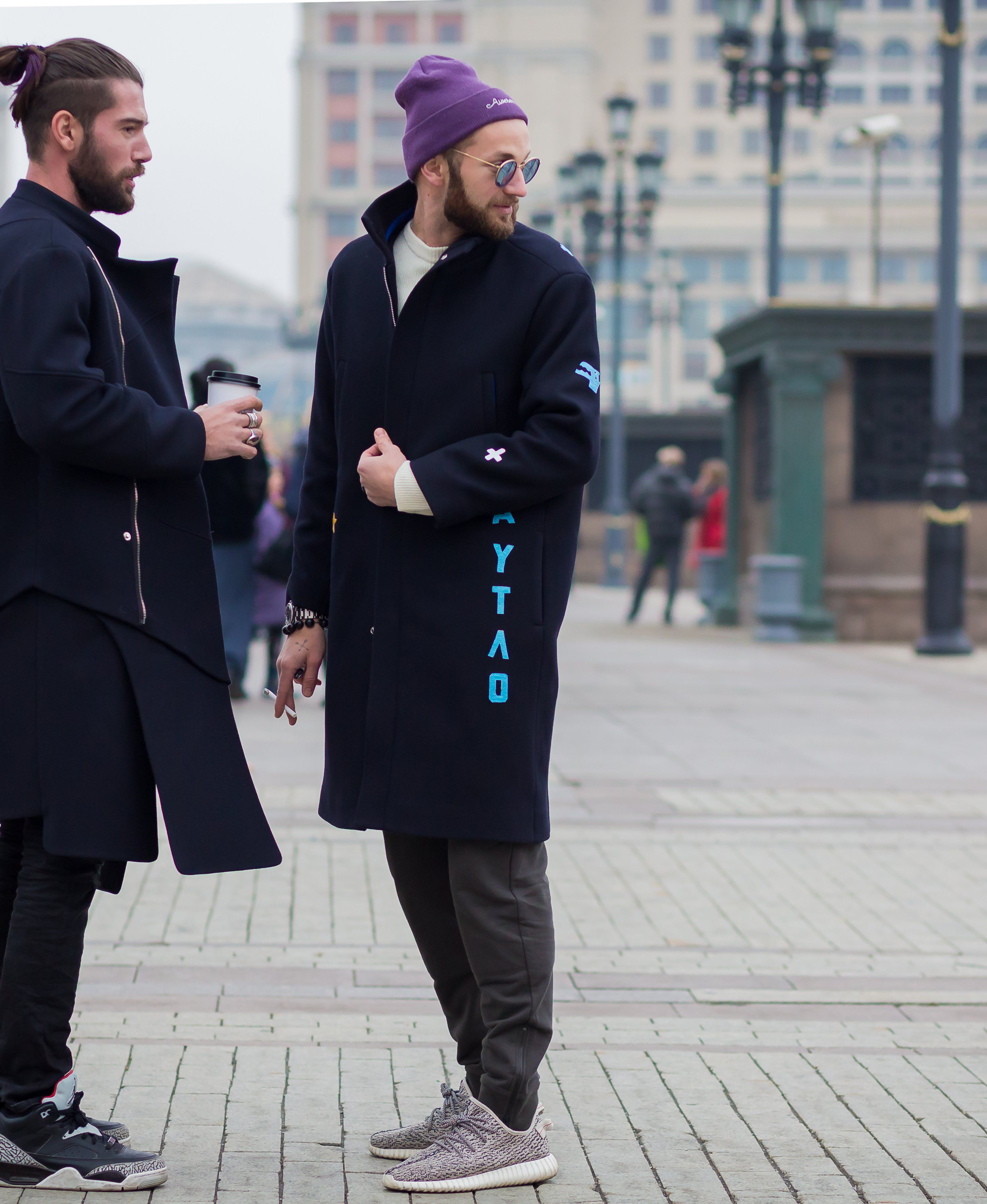 The Best Street Style Pics From Fashion Week Russia Street Styles Street And Fashion Weeks
