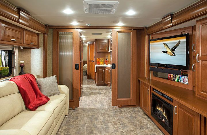 Explore The Official Photo Gallery Of Challenger Class A RV By Thor Motor Coach