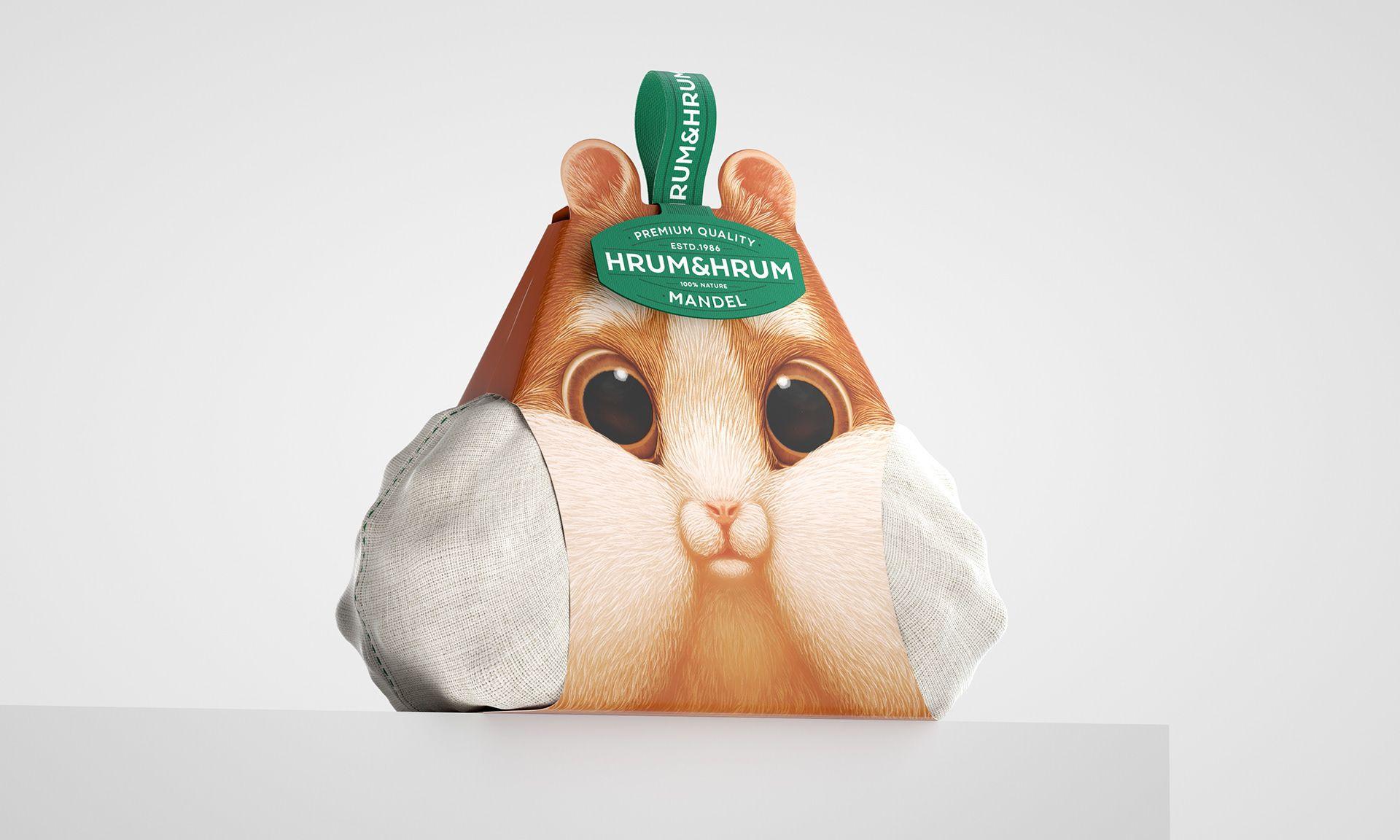 Hrum-Hrum on Behance in 2020 | Common food allergies, Health benefits of almonds, Almond benefits