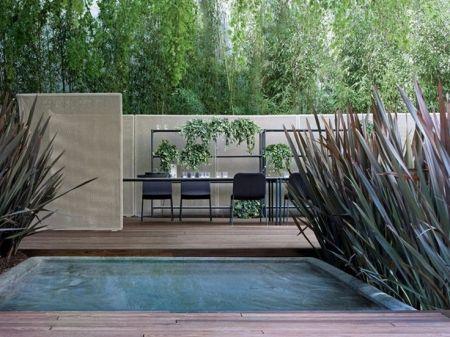 Une mini piscine pour ma terrasse°° Terrace, Small terrace and Minis