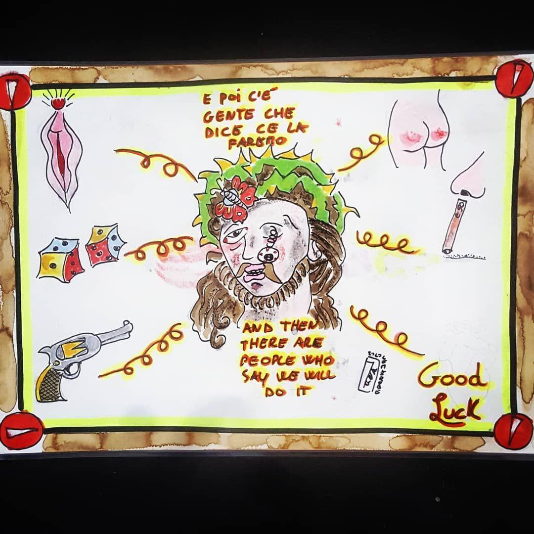 le mie robe #rad #raw #bold #sick#old #tattoo #tattooer #tattooed #tatuering #tattooing #splatter #ink #inked #oddities #love #red #oldschooltattoo #oldlines #traditional #traditionalclub #traditionaltatoo #goodluck #illustration #illustrator #jesus #lemierobe #bazzecole #ignoranzagenovese #techno #40ena