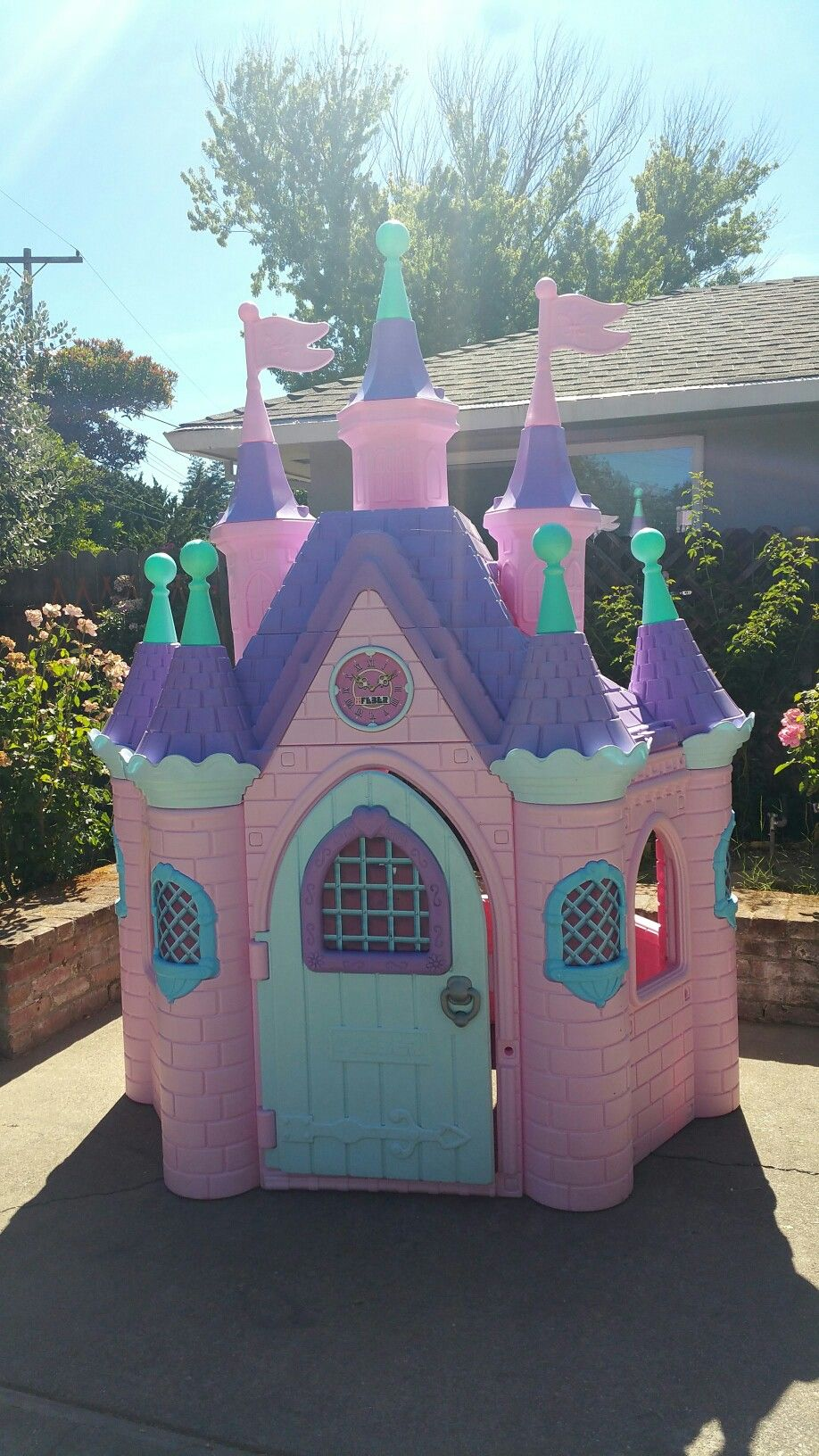 Feber Super Palace Castle Playhouse  AMAZING       Operation     Feber Super Palace Castle Playhouse  AMAZING