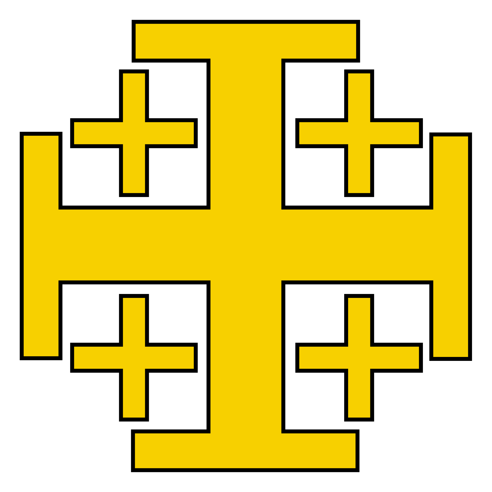 Judah 2000px jerusalemcrossgg 20002000 symbols pinterest buycottarizona