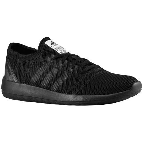 Black � adidas Element Refine - Men\u0027s ...