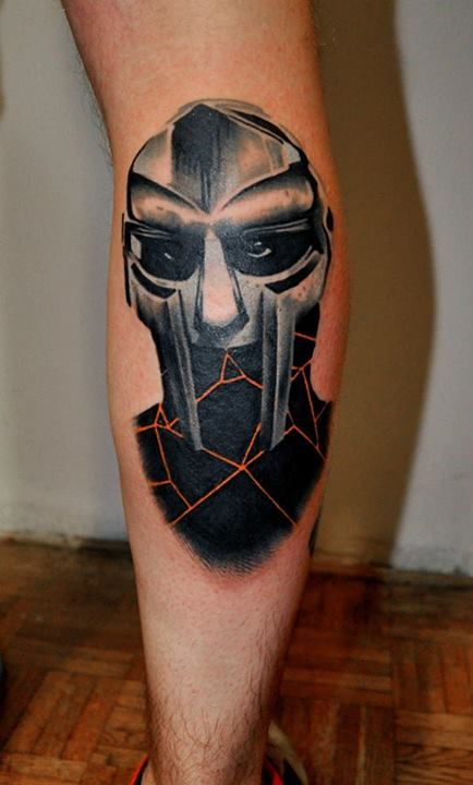 Mf Doom Tattoo | www.pixshark.com - Images Galleries With ... Quasimoto Tattoo