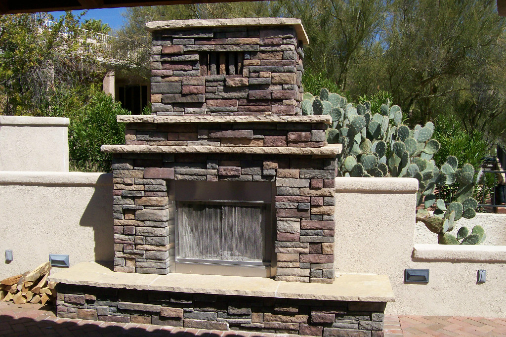 Old Pueblo Masonry in Tucson, Arizona is your Best Masonry Company for retaining walls,  adobe block walls, slump block walls, brick pavers, stucco walls, stone walls,  fireplaces, fences, barbeques, Barbecues, gates and wrought iron fences.