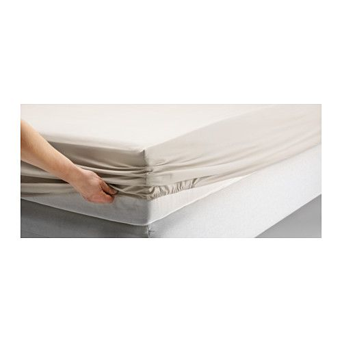 ikea dvala fitted sheet full double fits mattresses with a thickness up to 10 since the. Black Bedroom Furniture Sets. Home Design Ideas