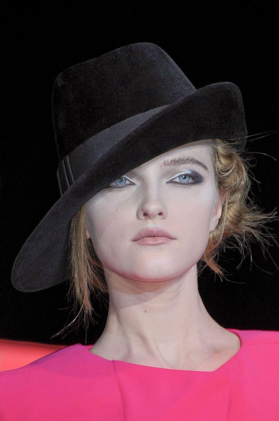 hats   Fall/ Winter 2012-2013 Hat Trends - Cloche Hats