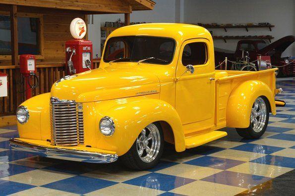 International Harvester Trucks For Sale 1946 International