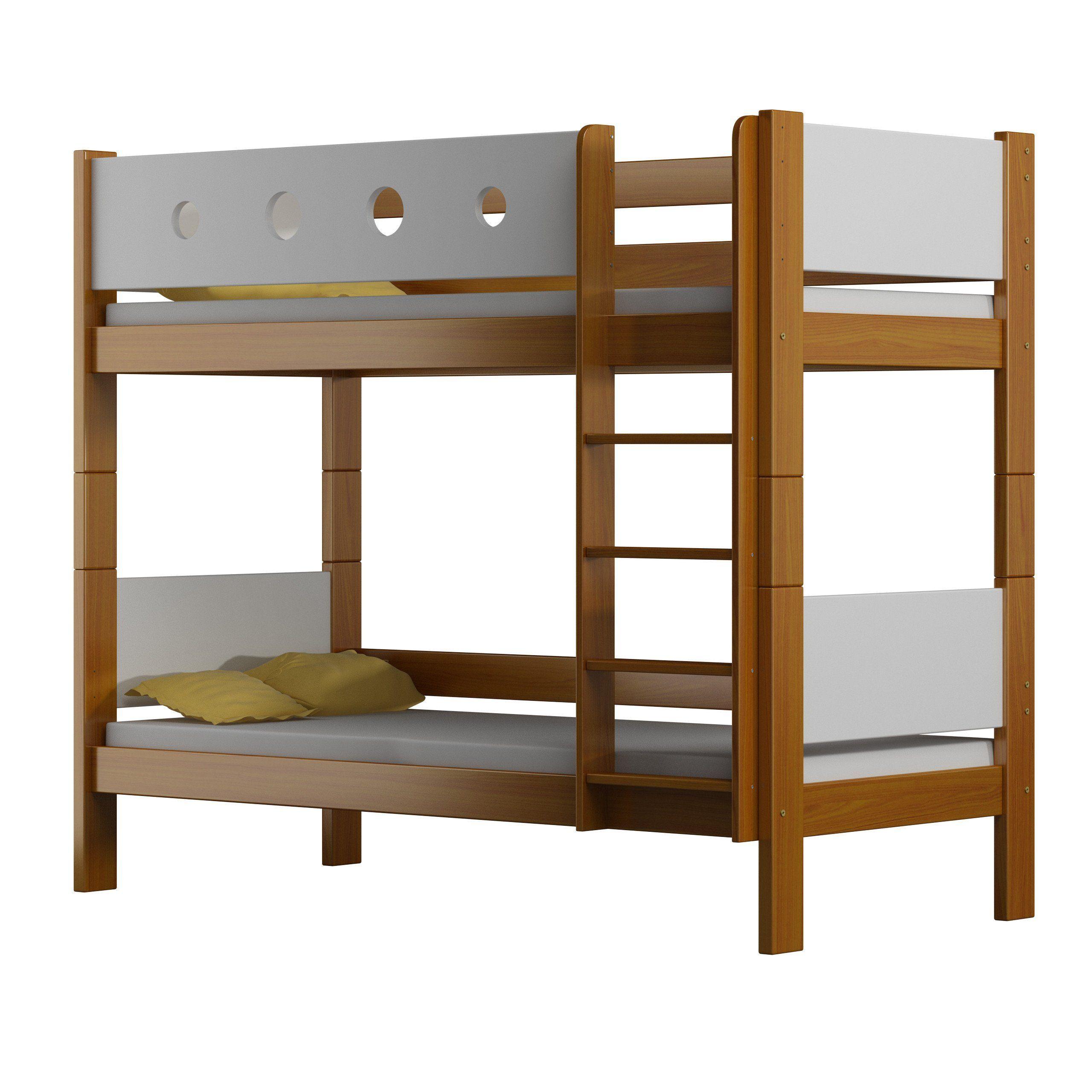 łóżko Piętrowe Urwisek P 180x80 Wysyłka Gratis Dziecięcy