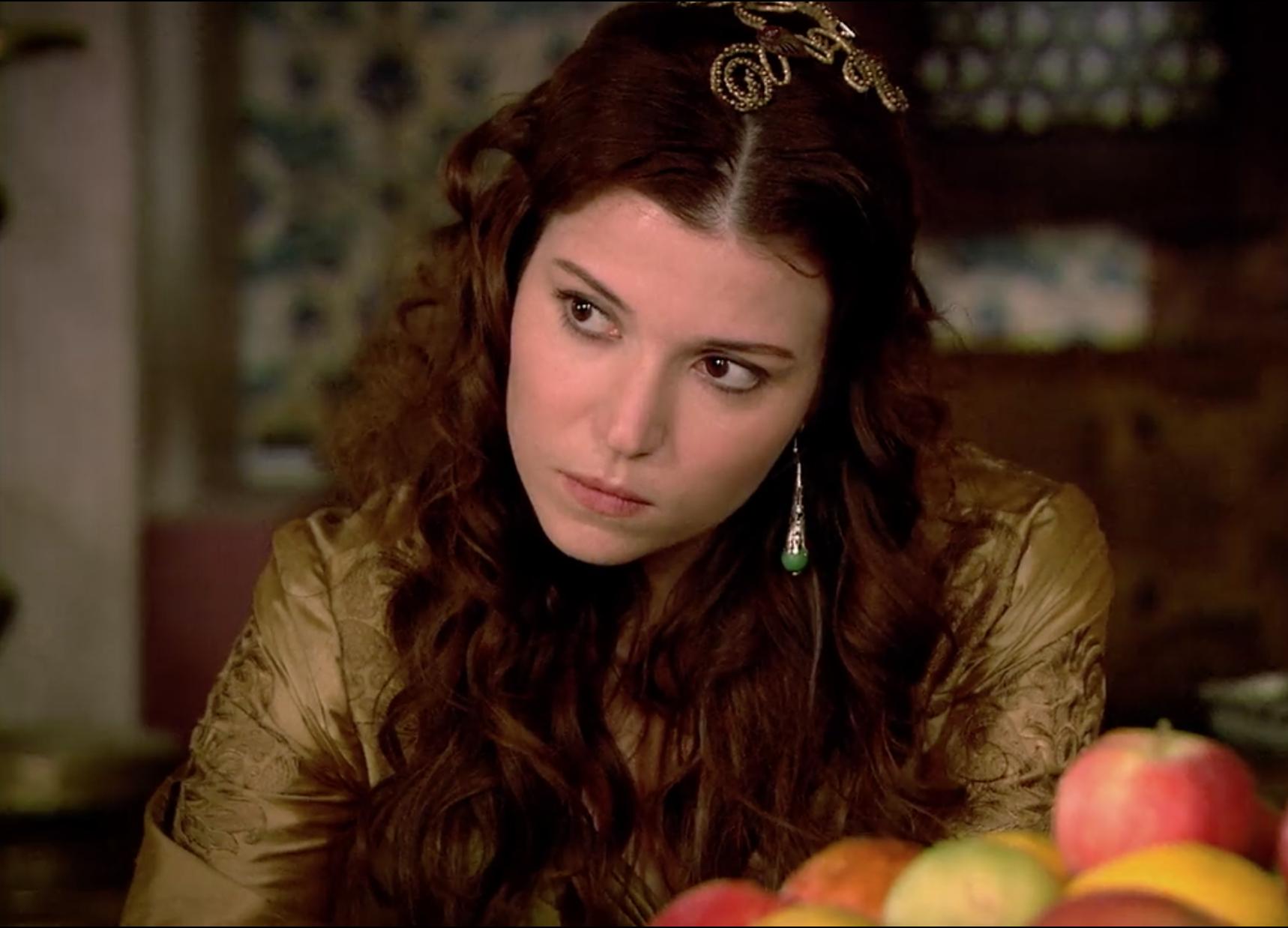 Hatice Sultan - Magnificent Century