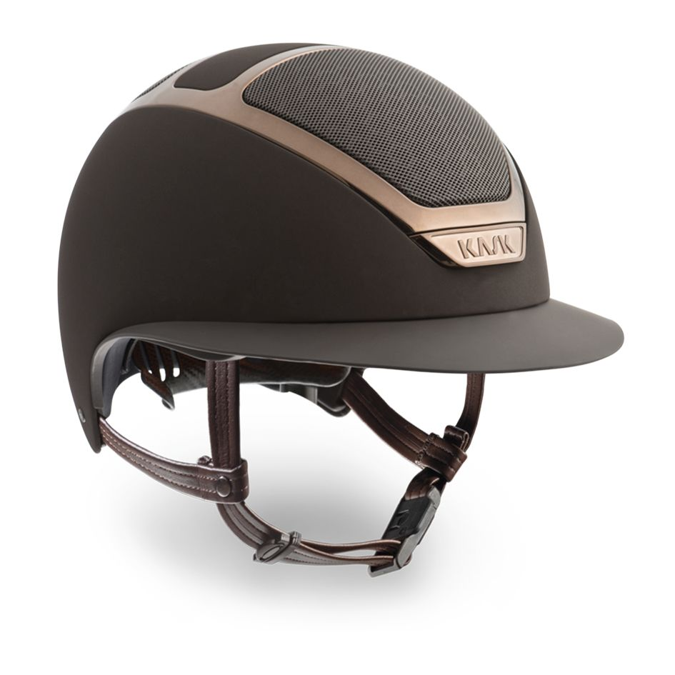 Kask Quot Dogma Star Lady Quot Helmet In Brown 2500 Deer Valley