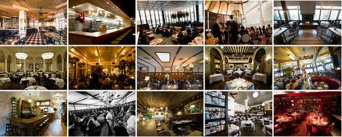 New York's 15 Most Iconic Dining Rooms - I've been to 8 ...