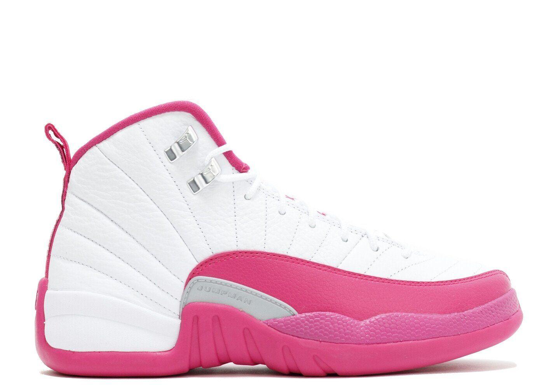 2adb3acff7f0 ... denmark air jordan retro 12 vivid pink toddler 442b6 4a32e