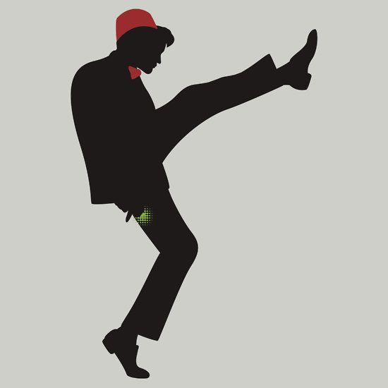 """""""The [11th] Doctor of Silly Walks"""" T-Shirts & Hoodies by trekvix 