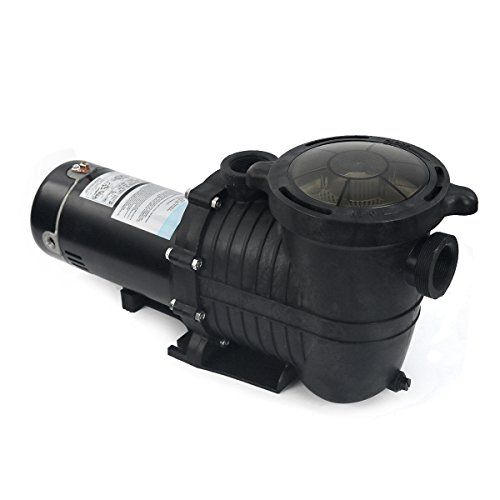 1 5 Hp In Ground Pool Pump With Strainer Basket Dual Voltage 110v 220v Fittings Connections 1 1 2 Inch Npt Dual Amp In Ground Pools Swimming Pool Filters Swimming Pool Cleaners