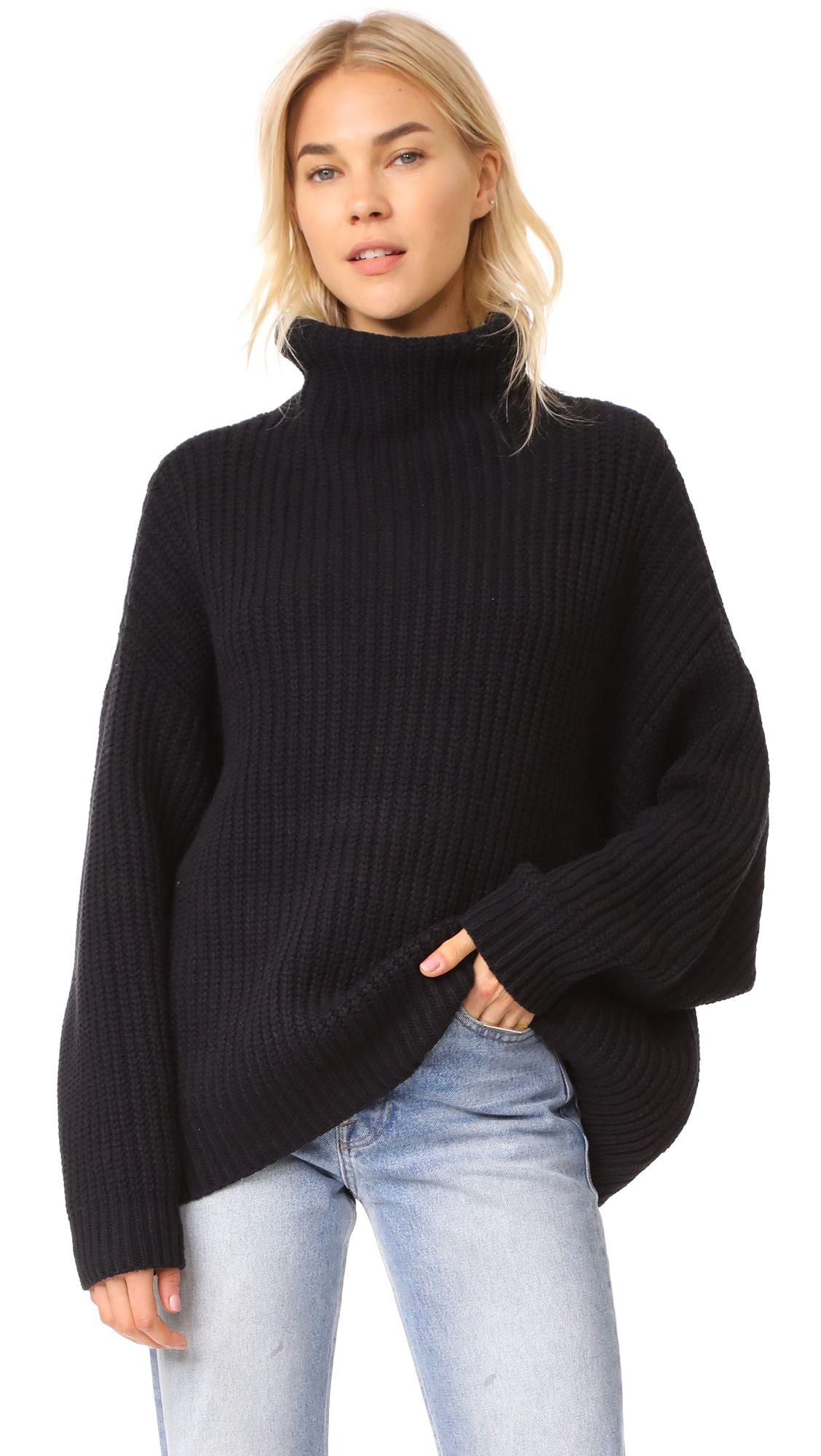 Free People Swim Too Deep Pullover Sweater Freepeople Cloth