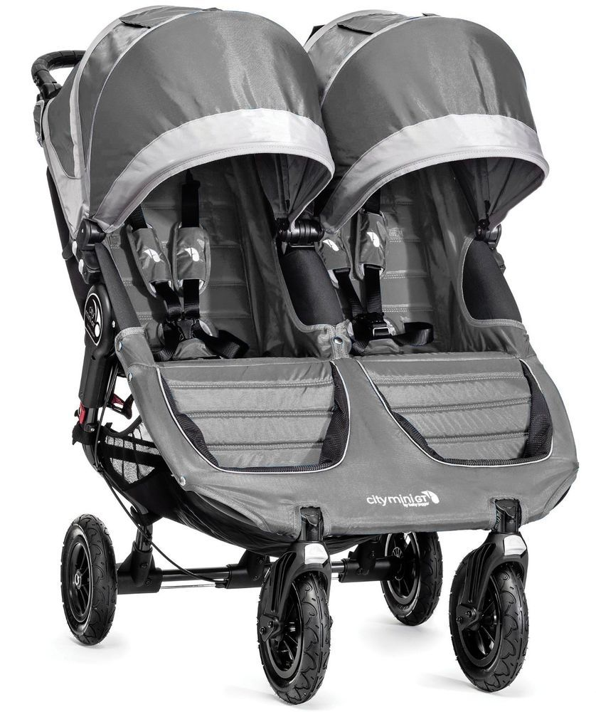 New 2017 Baby Jogger City Mini GT Double All Terrain