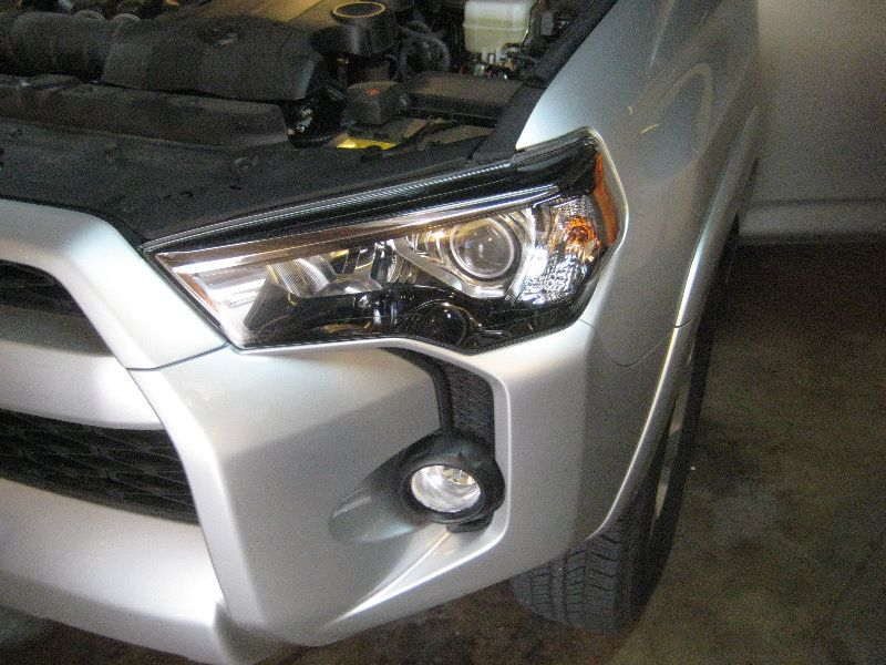 2010 2016 Toyota 4Runner Headlight Bulbs Replacement Guide