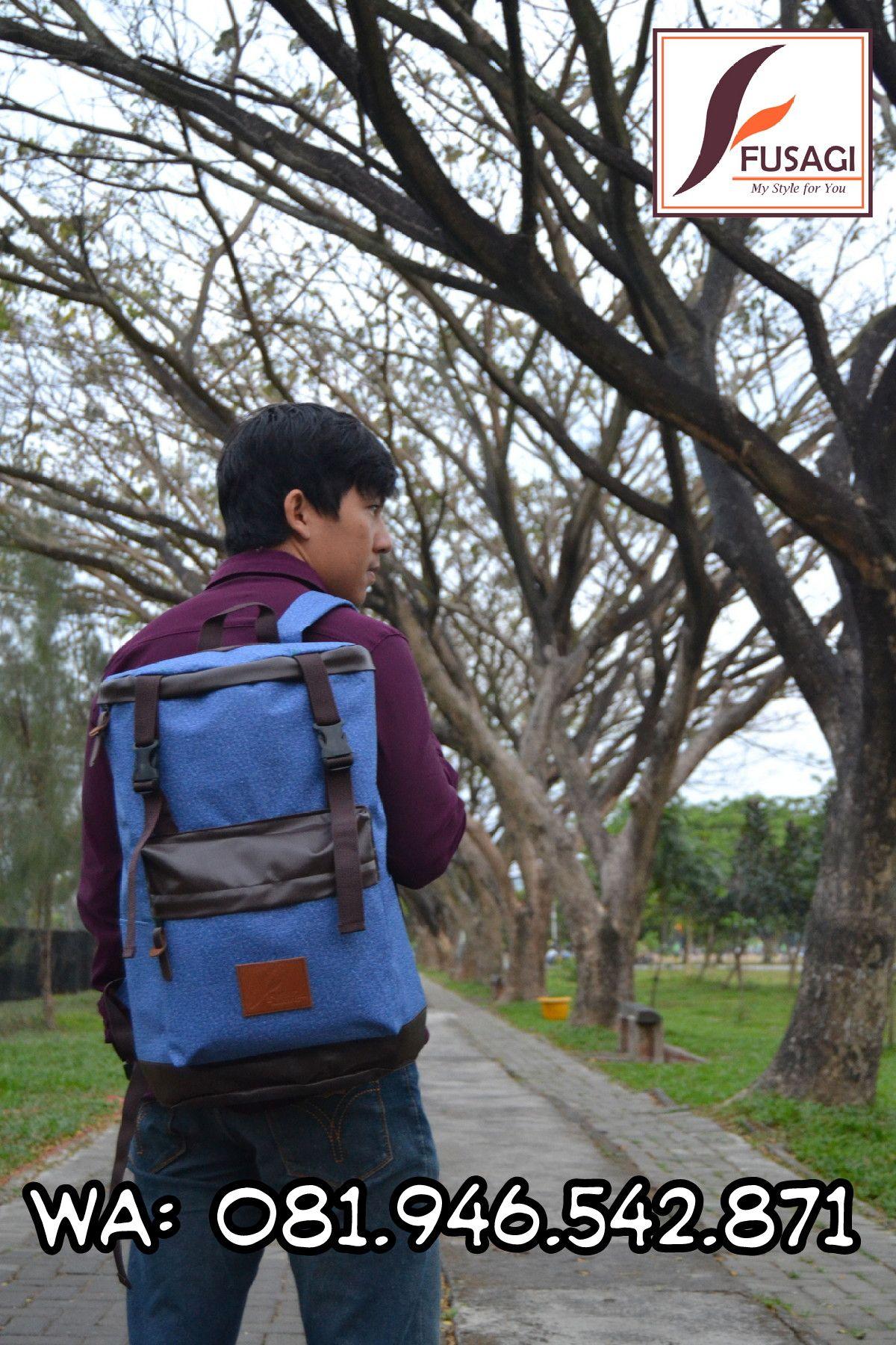 ... Ransel Fusagi oleh Tas Backpack. Bahan luar cordura Bagian dalam  menggunakan furing Waist bag fusagi sindara terdiri dari 1 kabin utama d41c87ade5