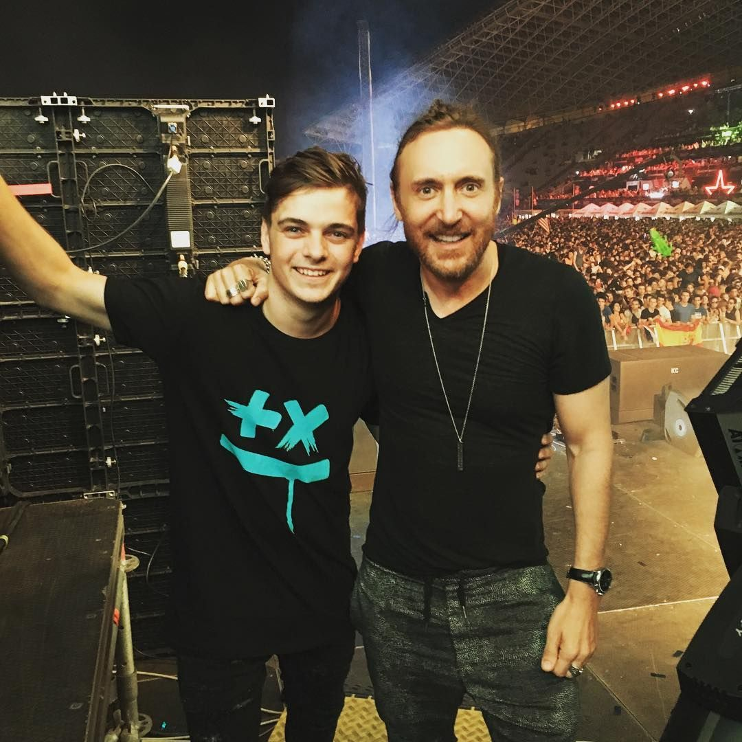 Ultraeurope With My Little Brother Martingarrix Apprendre La