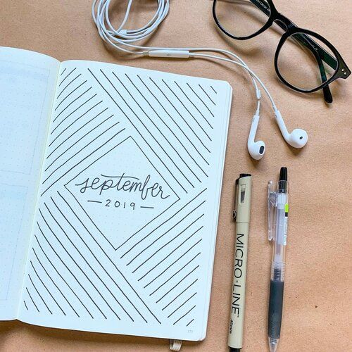 FOCUS ON: BULLET JOURNALS — CLAIRE HEFFER DESIGN
