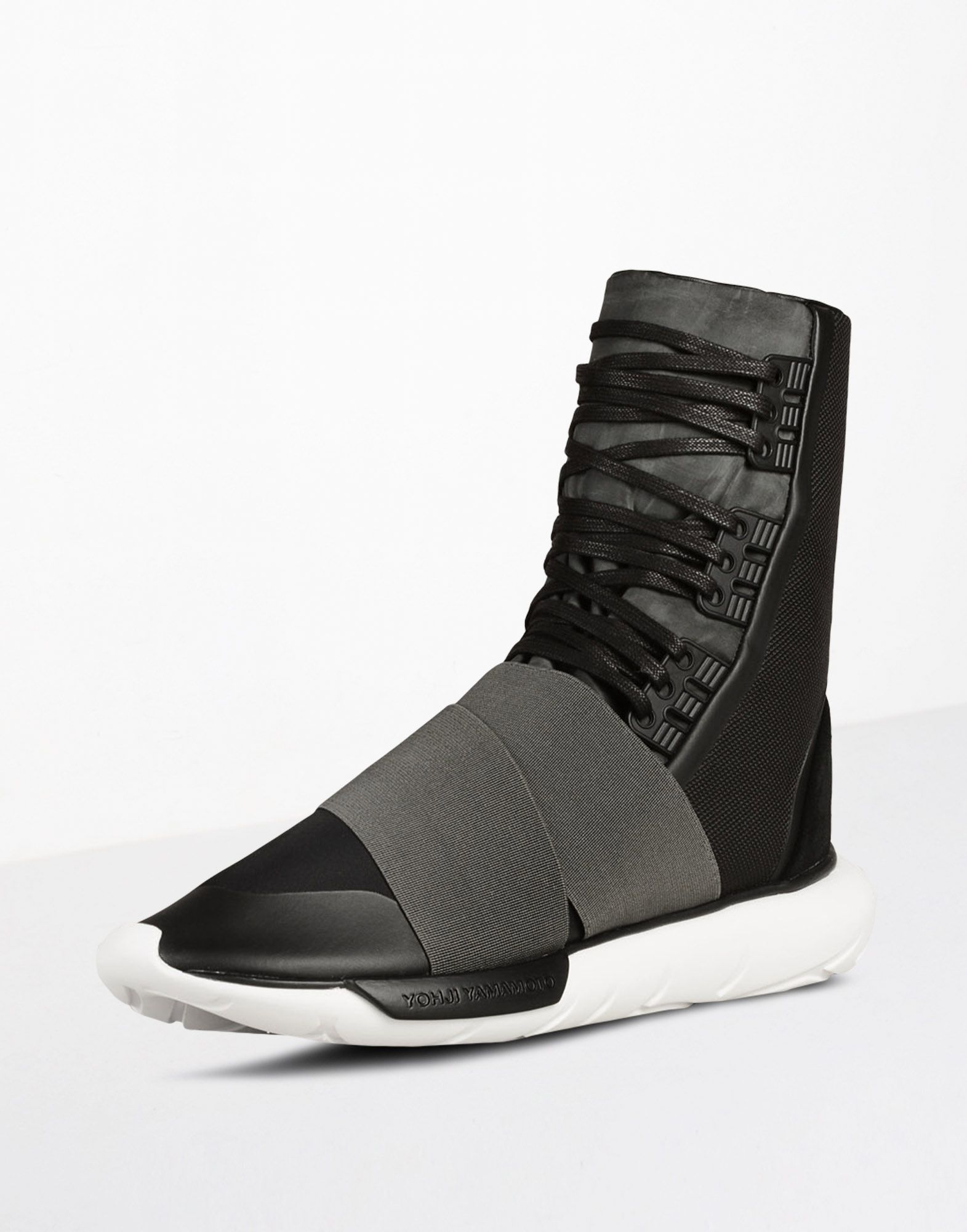 Y 3 Men's Shoes Sneakers, Boots, Slip Ons Adidas Y 3 løbere Mens shoes