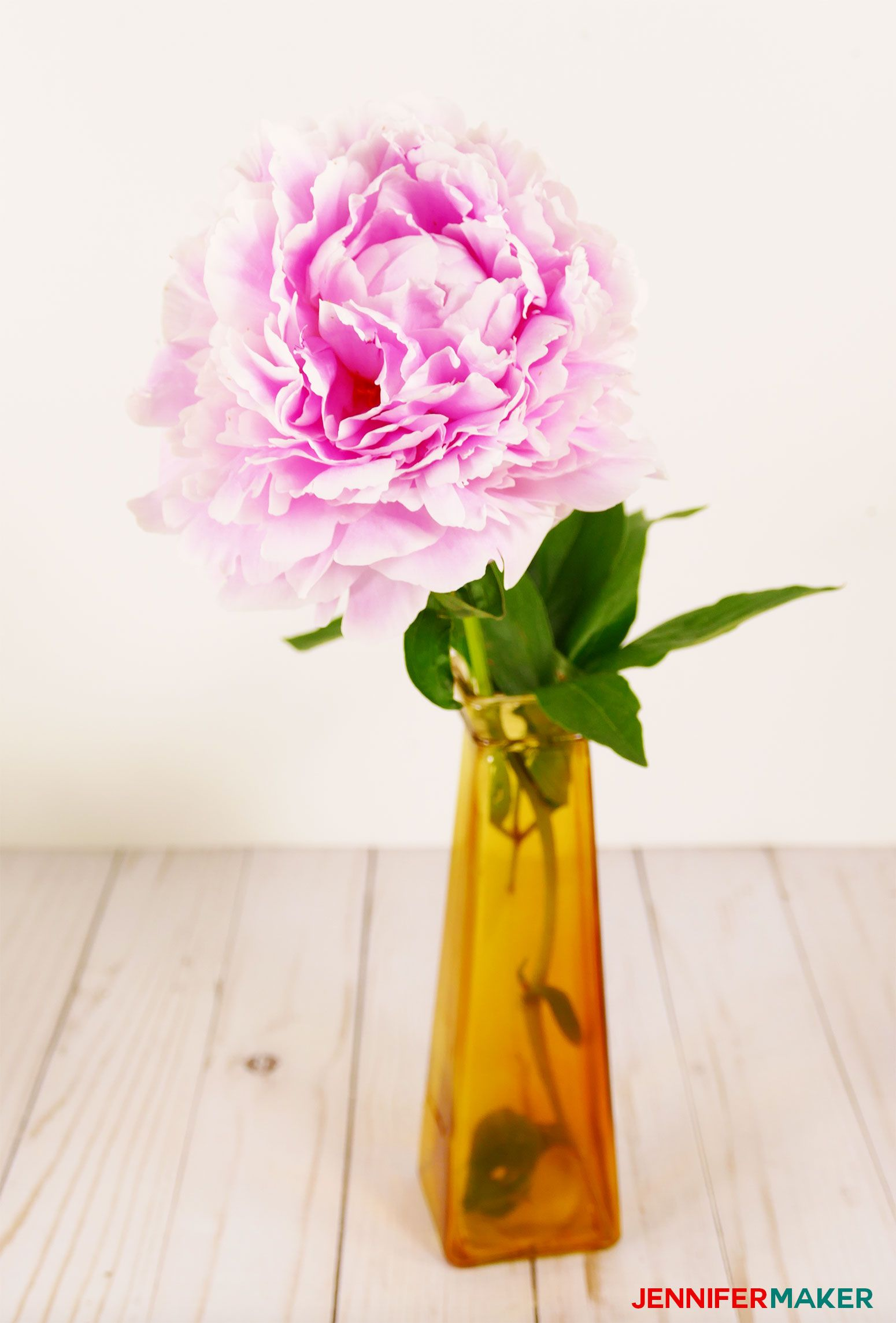 Make Crepe Paper Peony Flowers That Look Real Paper