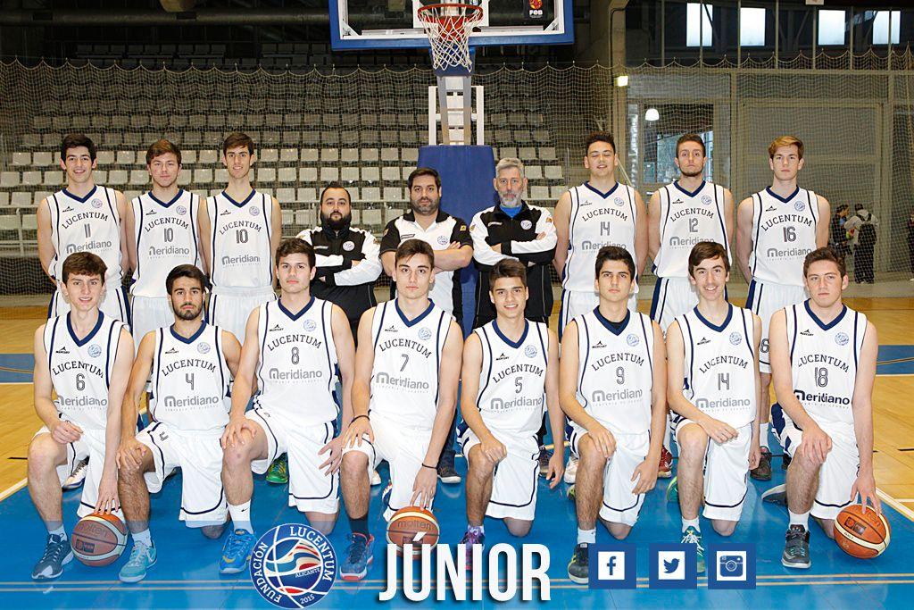 Junior | Fundación Lucentum Alicante