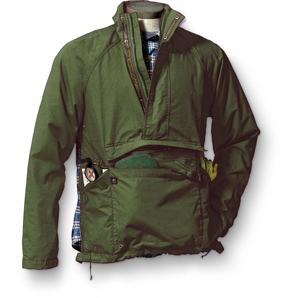 Clothing AnorakMens Outdoor Bauer Eddie Camp ulT1c3FJK