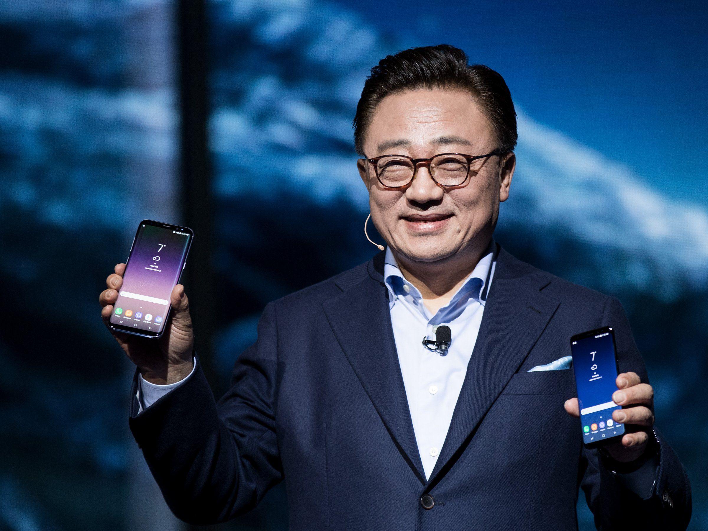 Samsung blasted past estimates with a record £9 billion