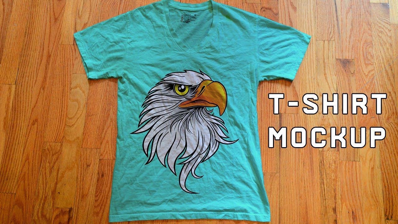Download Photoshop Tutorial T Shirt Mockup Shirt Mockup Tshirt Mockup Photoshop Tutorial
