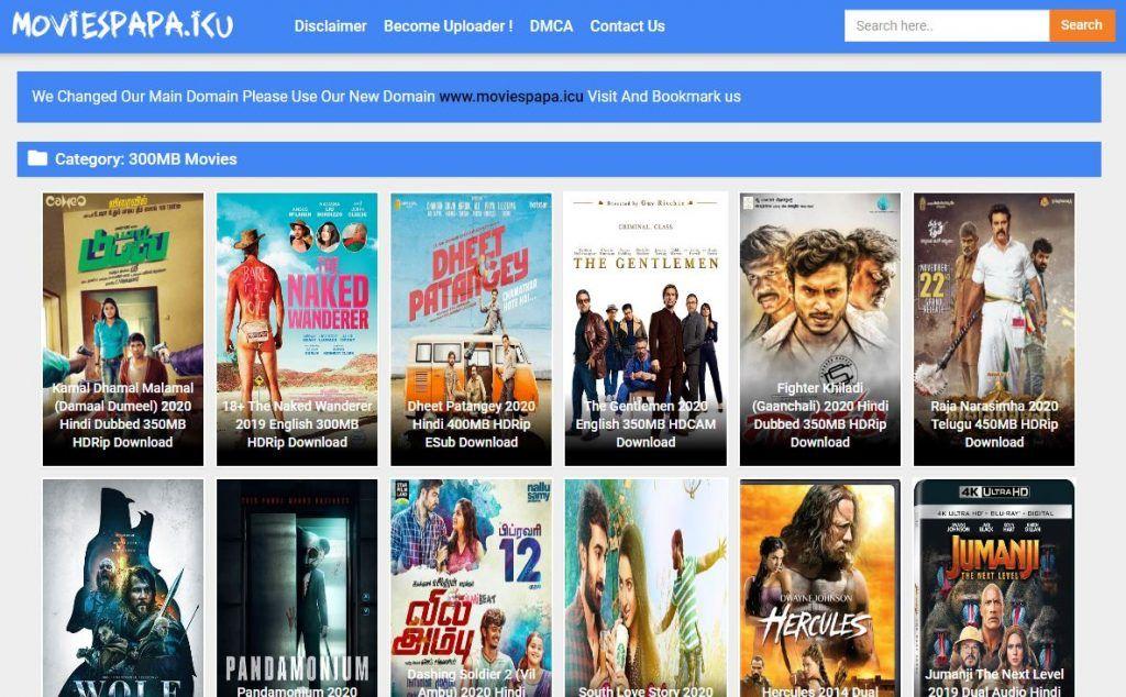 Moviespapa 2020 Hindi 300mb Movies Bollywood Movies Indian Movies Bollywood Movies Malayalam Movies