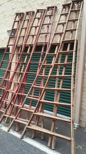Vintageambiance Com Vintage Ladder Orchard