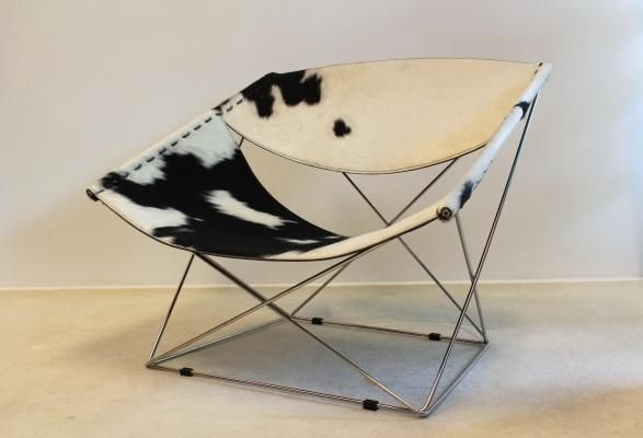 AreaNeo | Artifort Butterfly Chair F675   MOOIESTUKKEN.NL   Pierre Paulin    Artifort