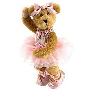 """Boyds Bears Nutcracker Bear - Clara the Ballerina 9"""" by Enesco, http://www.amazon.com/dp/B0057U1R9G/ref=cm_sw_r_pi_dp_8tLmrb0G4M7Y2"""