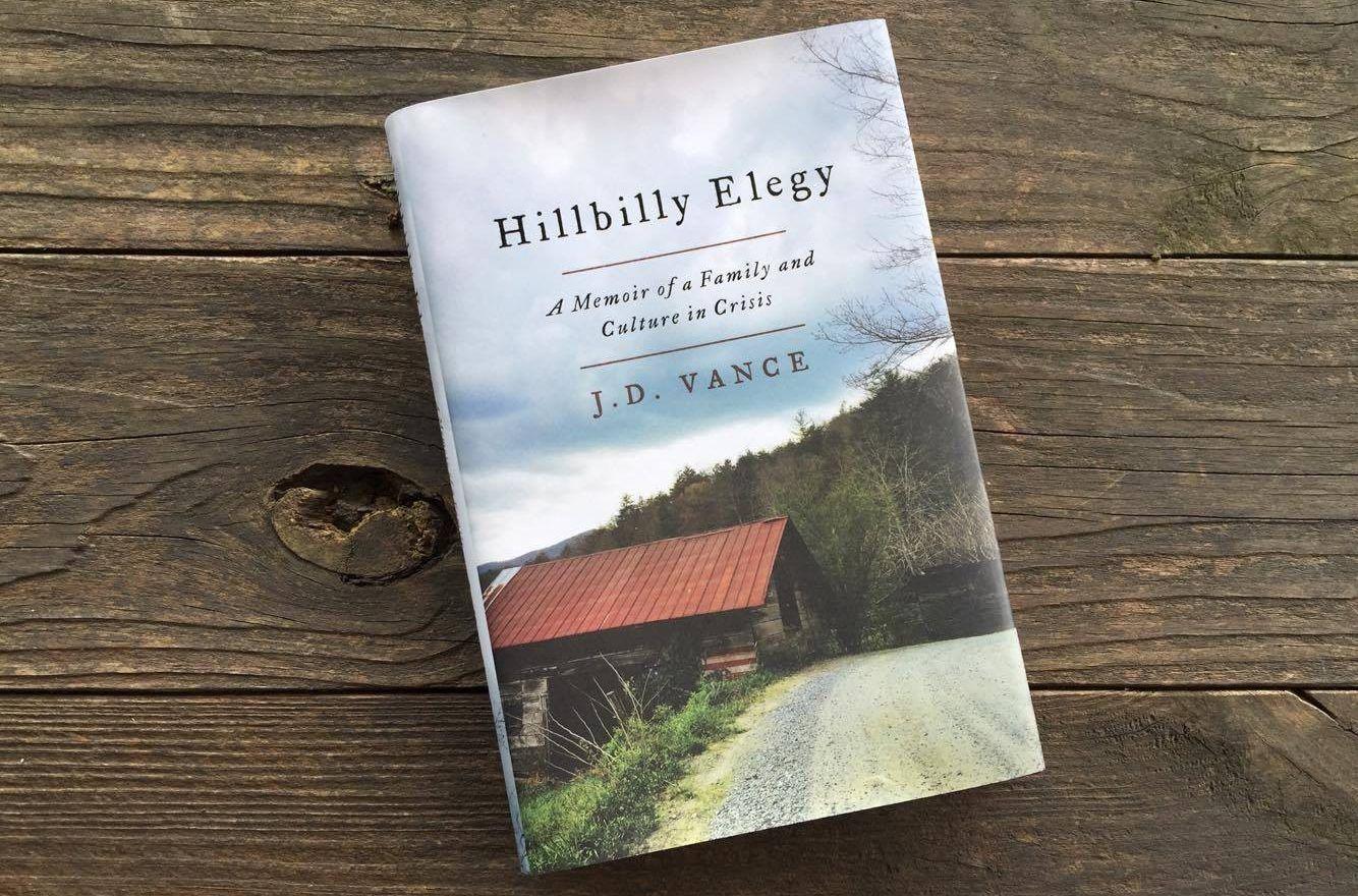 Hillbilly Elegy Hillbilly Elegy Elegy Books