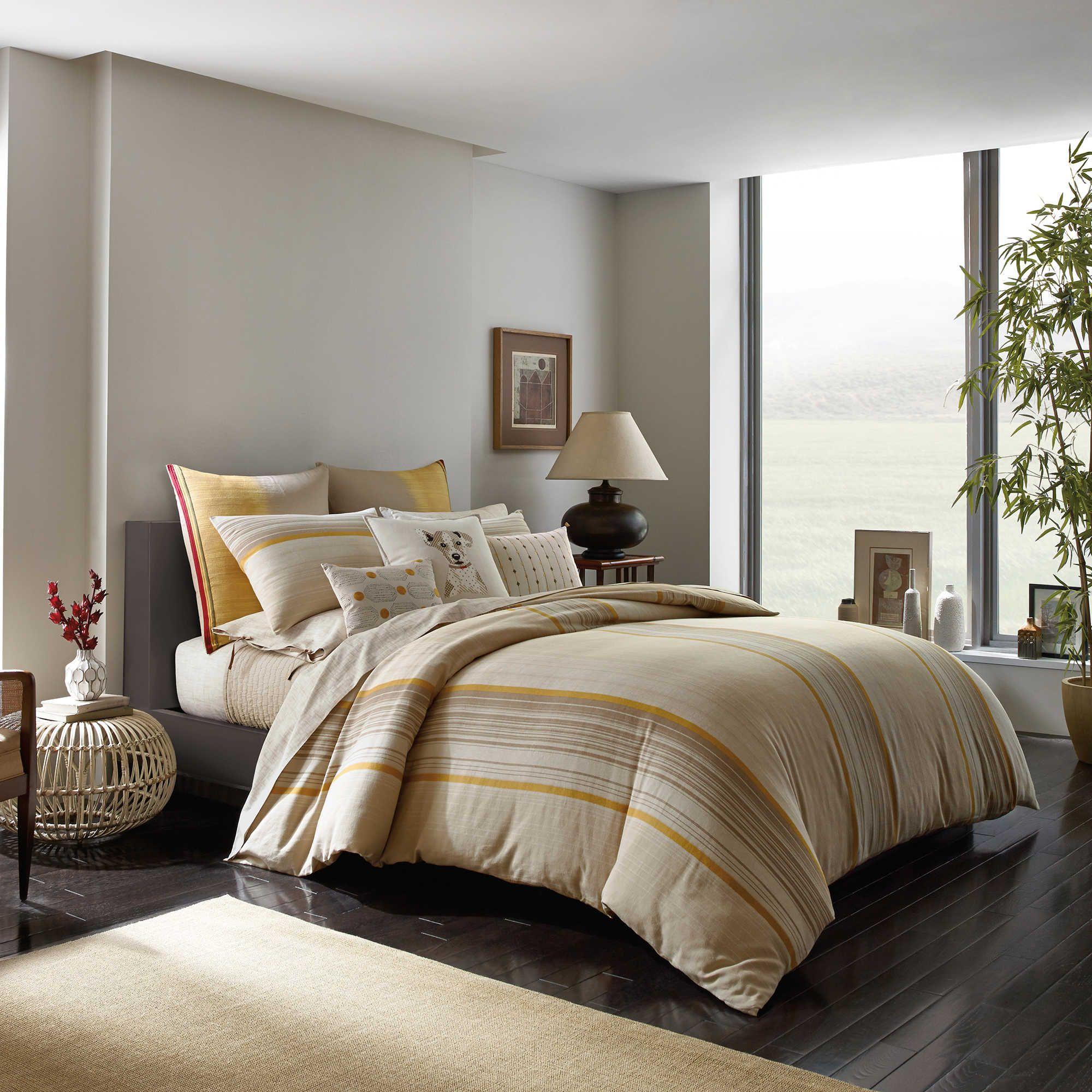 Ed Ellen Degeneres Toluca Duvet Cover Bed Bath Beyond Bedroom