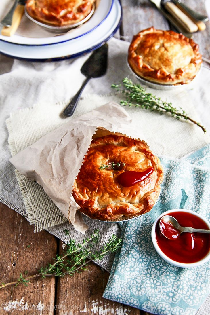 The Perfect Meat Pie | Meat pie, Food, Cooking