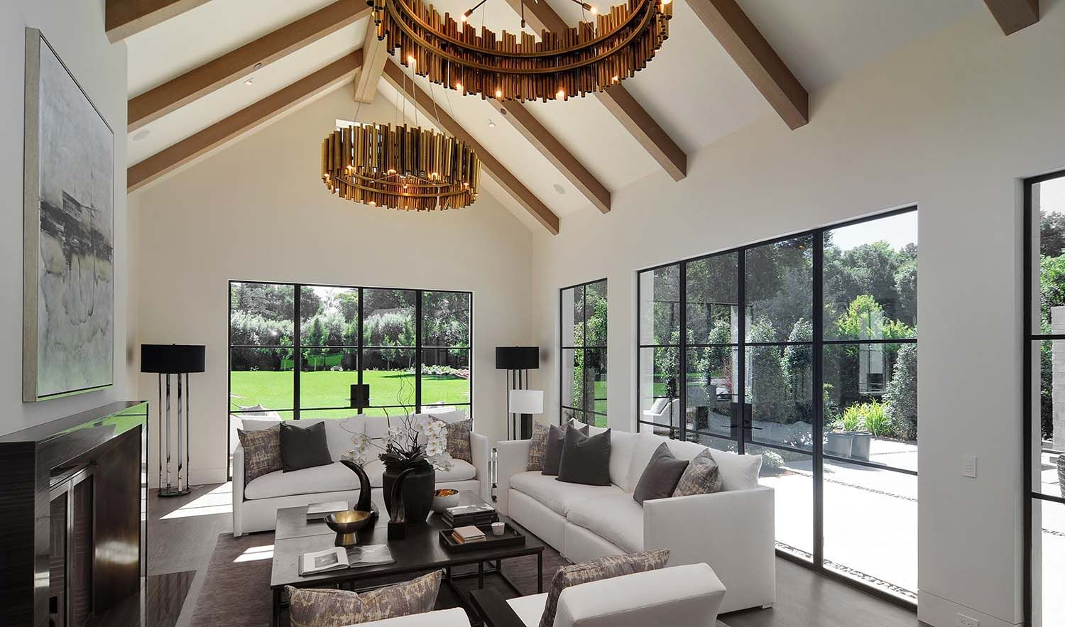 Spectacular California Home Inspired By Northern European Architecture Luxury House Interior Design Contemporary House Contemporary Home Decor
