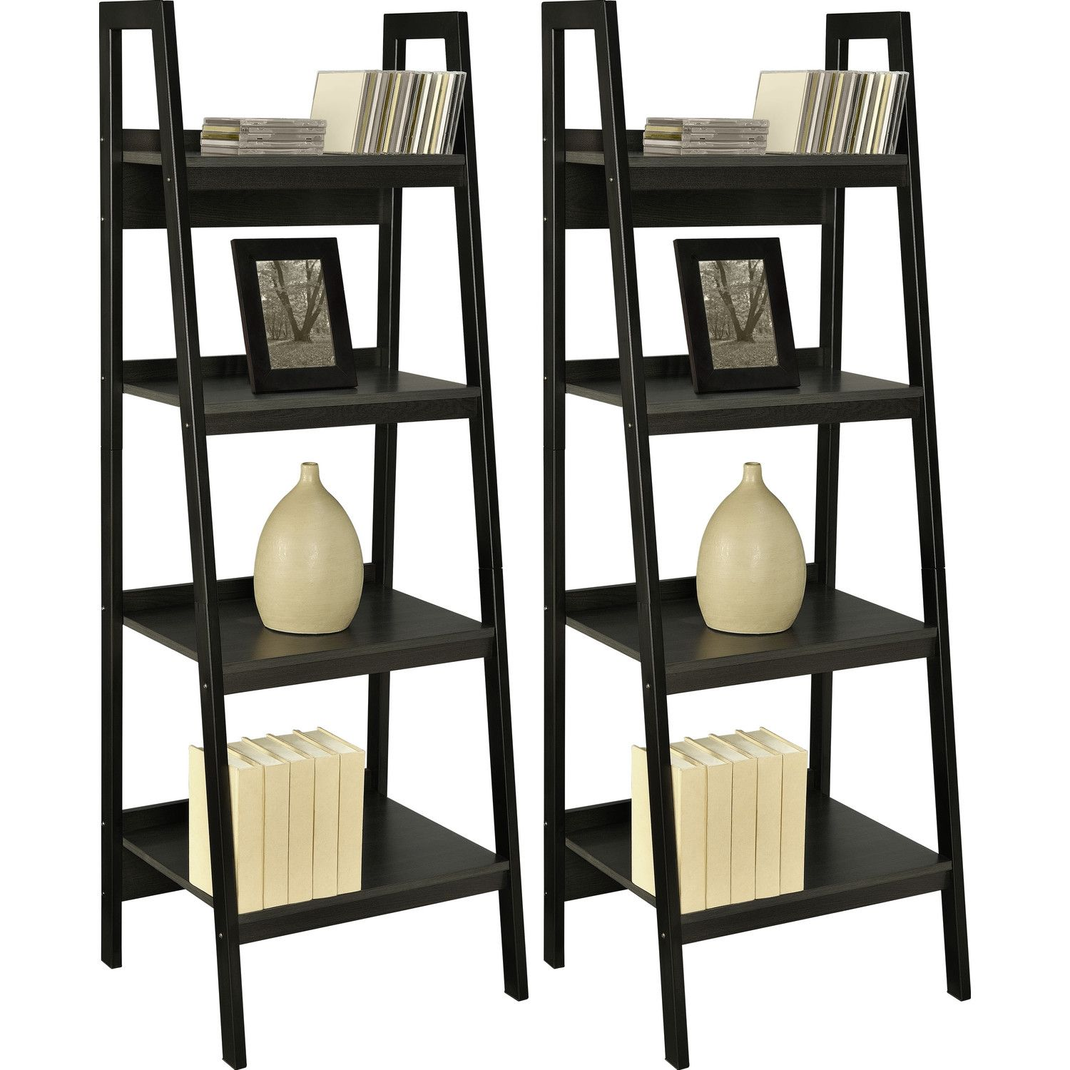 Altra furniture shelf ladder bookcase bundle trying to make my