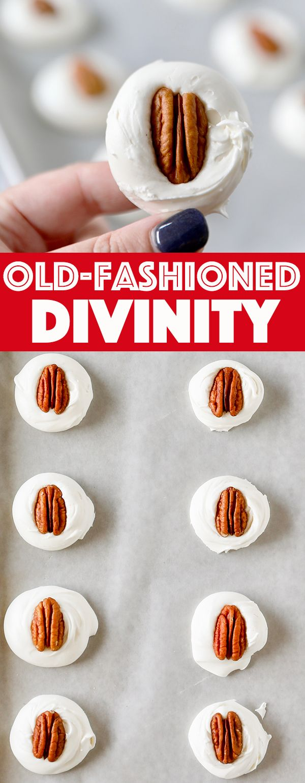 Divinity Candy | Recipe | !!Sweet Treats!! | Pinterest | Candy ...